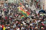 Bolivia protesters for water