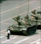 China Tiananmen student protest